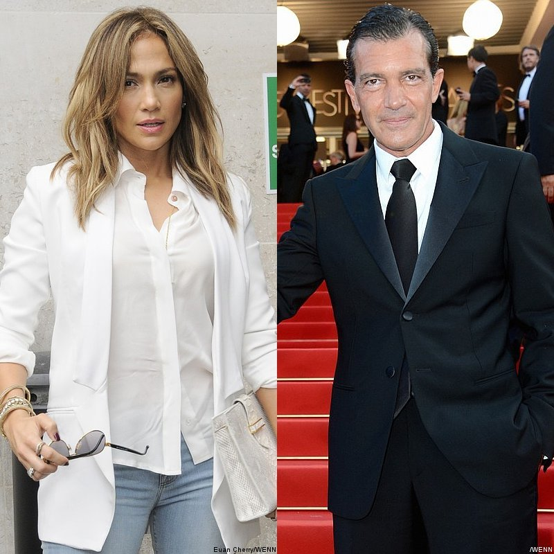Jennifer Lopez Joins Antonio Banderas in Chilean Miner Movie 'The 33'
