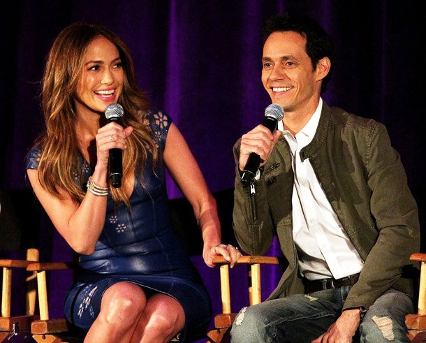 Jennifer Lopez Likens Post-Split Relationship With Marc Anthony to Sonny and Cher's