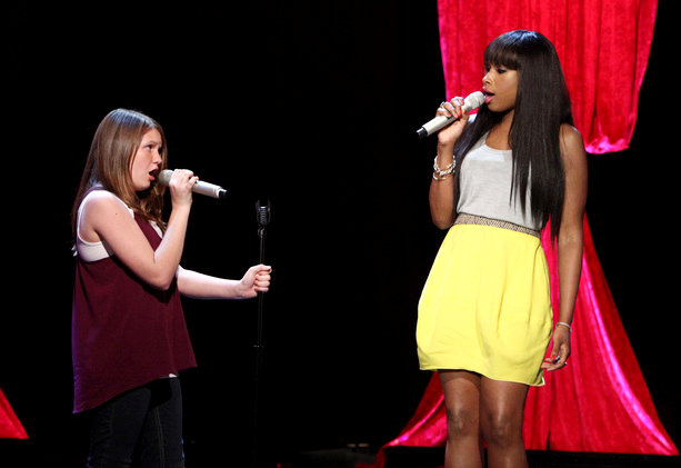 Jennifer Hudson Left Speechless by 12-Year-Old Powerhouse
