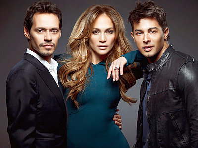 First Look at Jennifer Lopez's New Reality Show