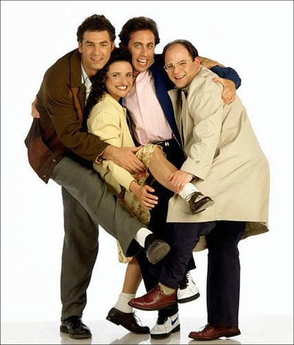 Jerry Seinfeld Confirms 'Secret Project' Is Mini 'Seinfeld' Reunion