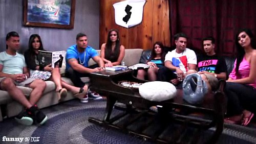 'Jersey Shore' Cast Unleash Their Political Animals in Funny or Die Video