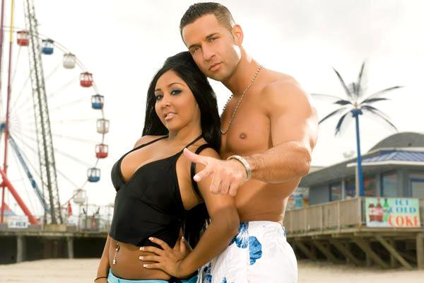 New 'Jersey Shore' Season 4 Sneak Peek: Snooki and The Situation Hooking Up?