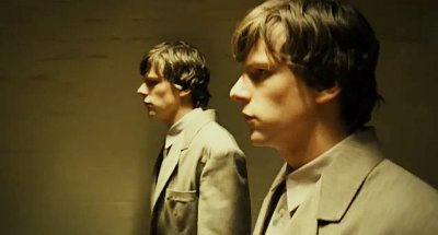 Jesse Eisenberg Annoyed by His Doppelganger in 'The Double' First Teaser Trailer