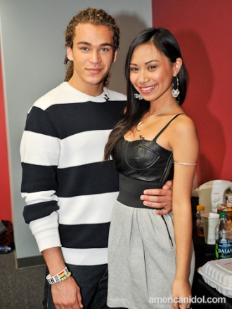 Jessica Sanchez Confirms Relationship With Fellow 'Idol' Finalist