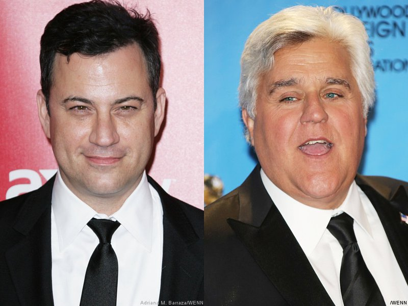 Jimmy Kimmel Bashes Jay Leno Again: I Don't Believe He Has Actual Feelings