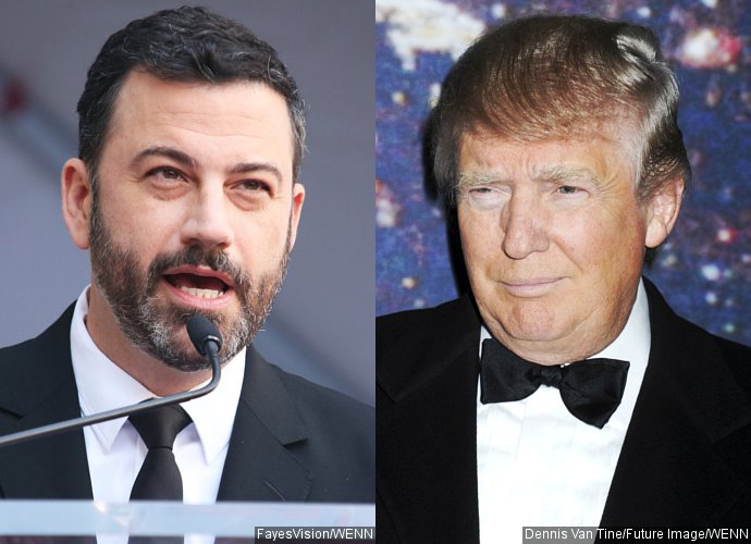Jimmy Kimmel Disses Donald Trump After 'Live!' Appearance Cancellation
