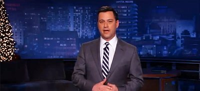 Video: Jimmy Kimmel Gets Emotional Addressing Newtown Shooting in Monologue
