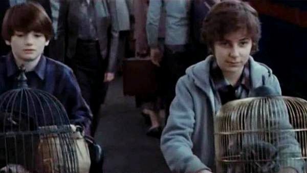 J.K. Rowling Confirms Harry Potter's Oldest Son James Sirius Goes Into Gryffindor