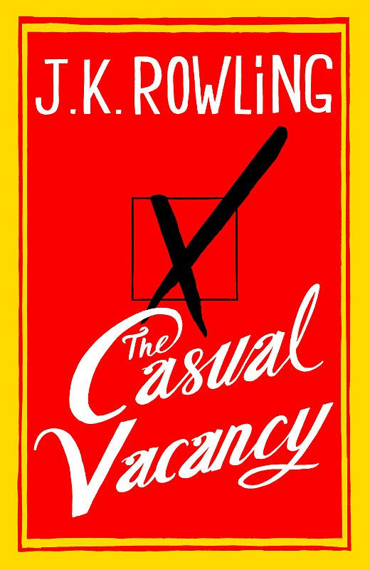 J.K. Rowling's 'The Casual Vacancy' to Get TV Series Treatment