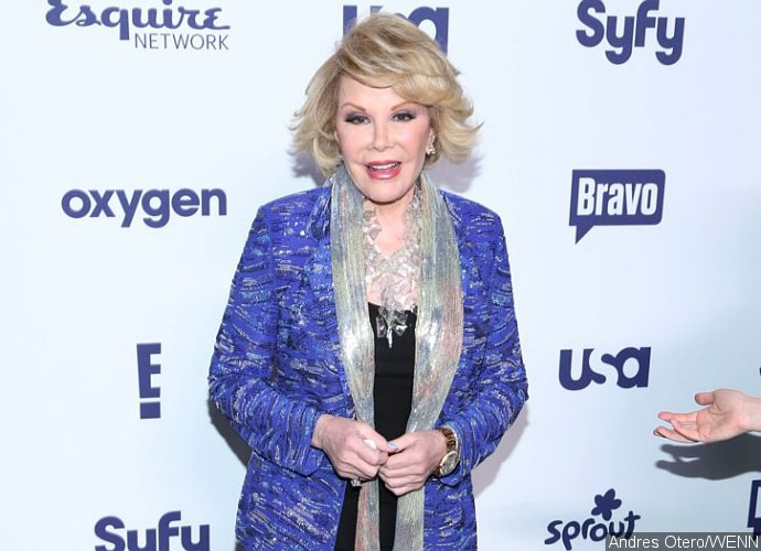Joan Rivers Scares People With a Tweet Sent Two Years After Her Death
