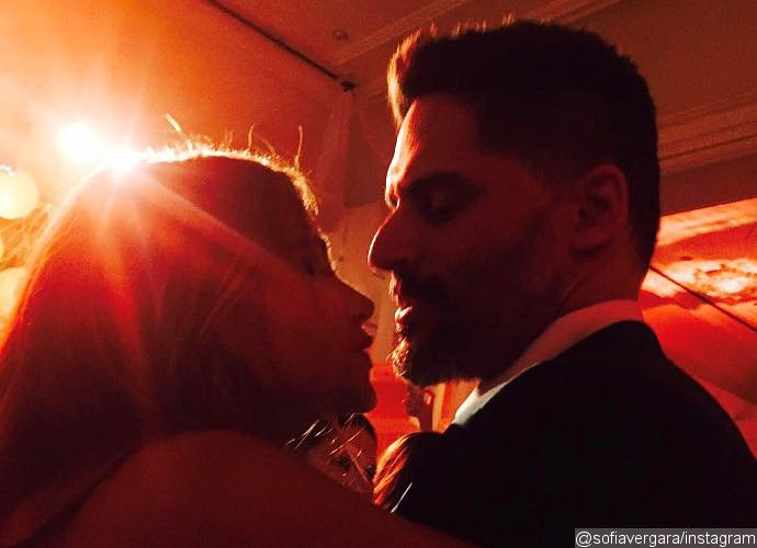 Watch Joe Manganiello Serenading Sofia Vergara Before Wedding