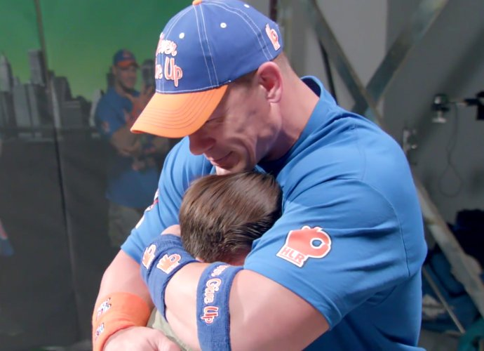 Grab a Tissue! John Cena Breaks Down in Tears After Being Surprised by Fans in Emotional Video