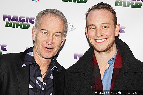 John McEnroe and Tatum O'Neal's Son Arrested for Drug Possession