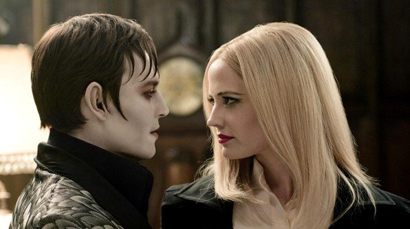 Johnny Depp Face-to-Face With His Witch Lover Eva Green in New 'Dark Shadows' Photo