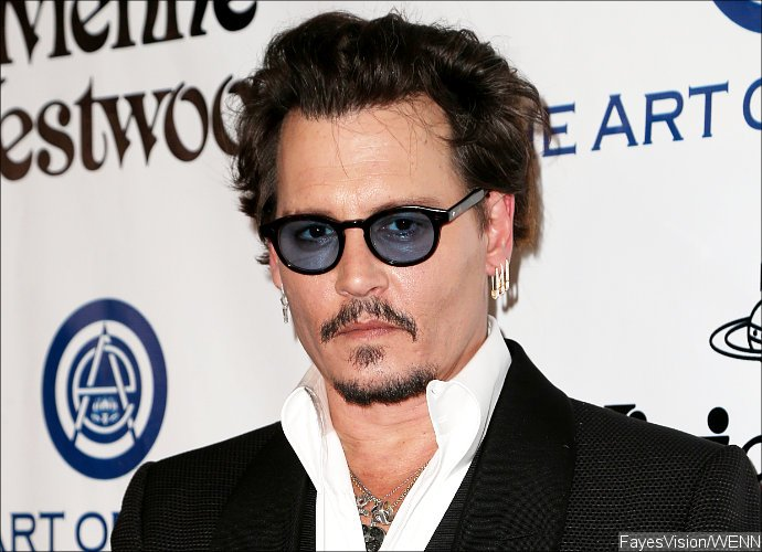 Johnny Depp Is Universal's New 'Invisible Man'