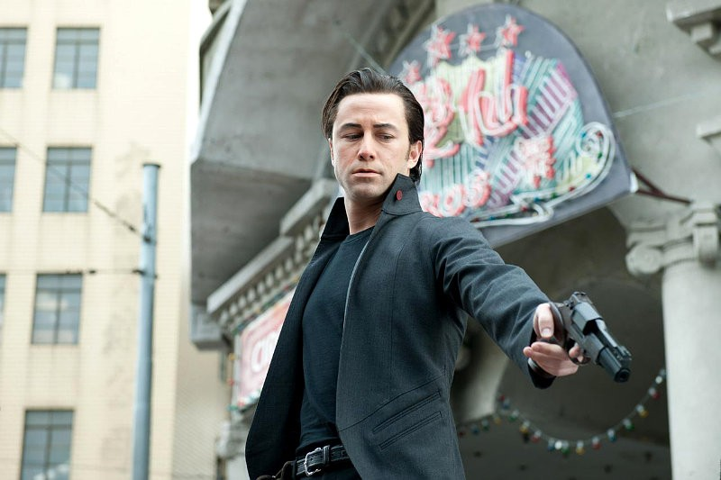 First Look at Joseph Gordon-Levitt as Young Bruce Willis in 'Looper'