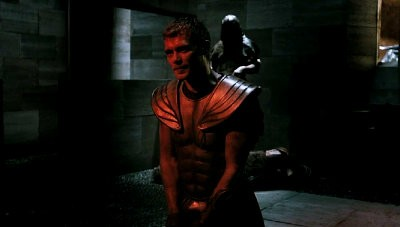 Joseph Morgan Negotiating With Mickey Rourke in New 'Immortals' Clip