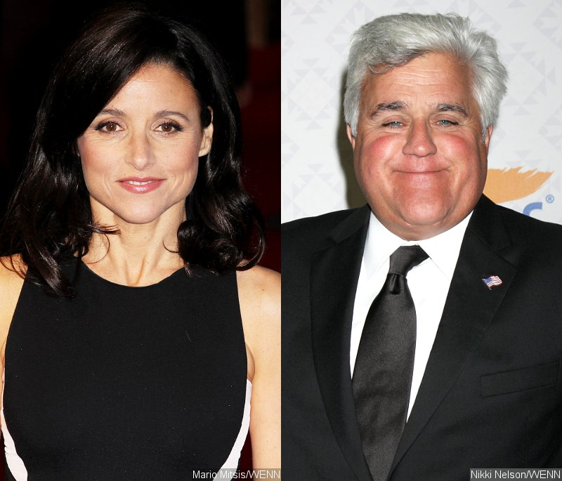 Julia Louis-Dreyfus and Jay Leno to Be Inducted Into TV Hall of Fame