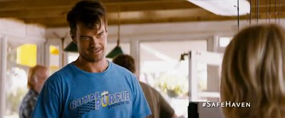 Julianne Hough Is Josh Duhamel's Mysterious Lover in First 'Safe Haven' Trailer