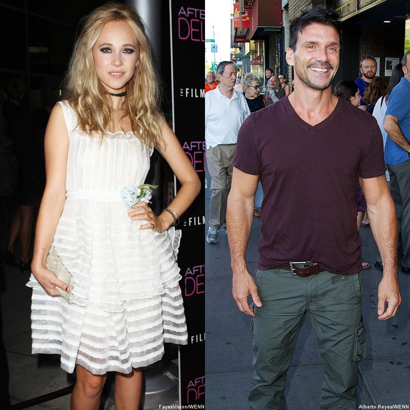 Juno Temple and Frank Grillo Pass On 'Fifty Shades of Grey' Roles