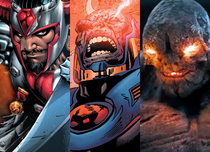 'Justice League': New Details Confirm Steppenwolf's Relationship With Darkseid, Tease Doomsday Ties