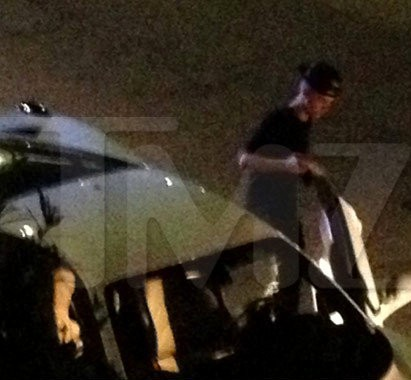 Justin Bieber Pulled Over by Cops in His Ferrari Amid Breakup Rumor