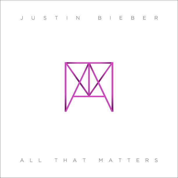 Justin Bieber Releases New Song 'All That Maters'