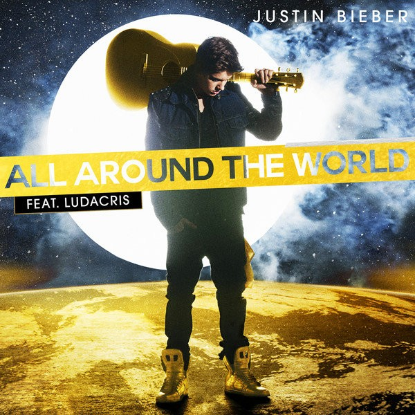 Audio: Justin Bieber's 'All Around the World' Feat. Ludacris