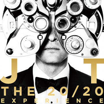 Justin Timberlake Releases 'The 20/20 Experience' Cover and Track List