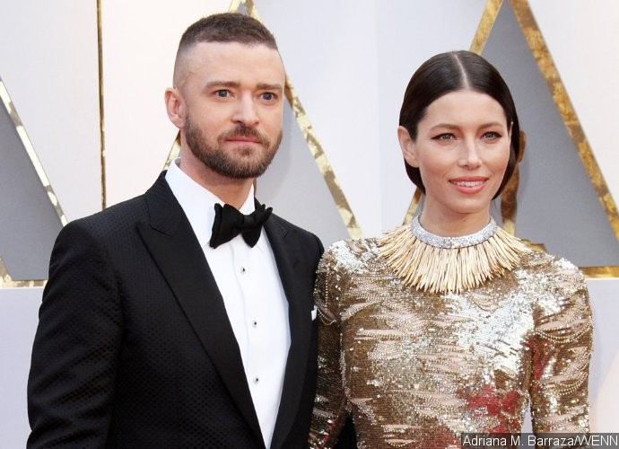 Justin Timberlake's Sweet Message for Jessica Biel on Mother's Day Will Melt You