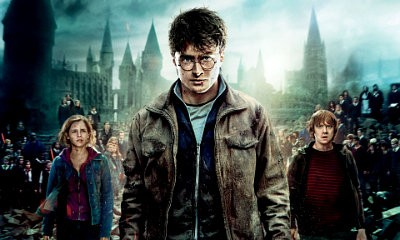 The last installment of 'Harry Potter' movie series shattering box office records