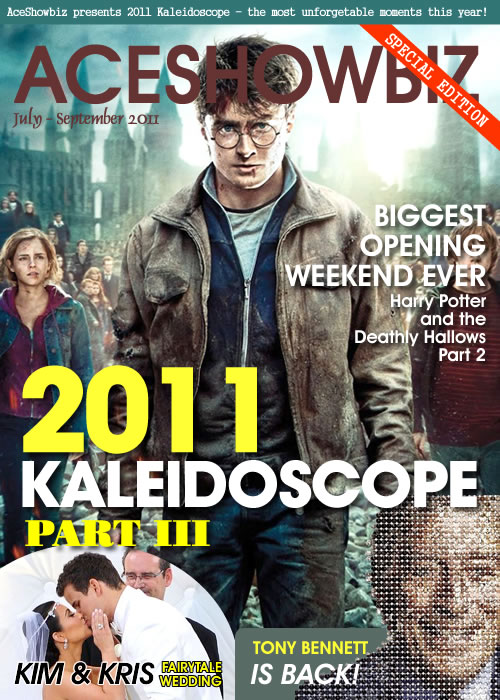 Kaleidoscope 2011: Important Events in Entertainment (Part 3/4)