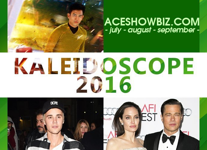 Kaleidoscope 2016: Important Events in Entertainment (Part 3/4)