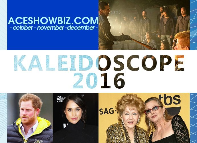 Kaleidoscope 2016: Important Events in Entertainment (Part 4/4)