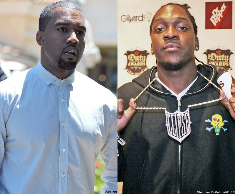 Audio: Kanye West and Pusha T Release 'New God Flow' in Full