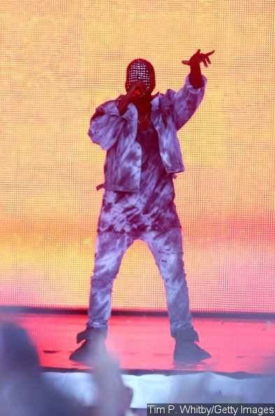 Kanye West Booed After He Launches Lengthy Rant at Wireless Fest