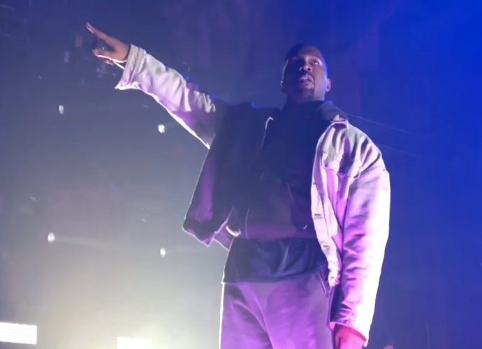 Watch Kanye West Join Kid Cudi at Chicago Show for First Performance Since Hospitalization