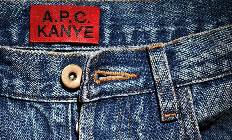 Kanye West to Launch Men's Fashion Line With APC
