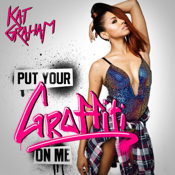 Kat Graham Debuts 'Put Your Graffiti on Me' Music Video