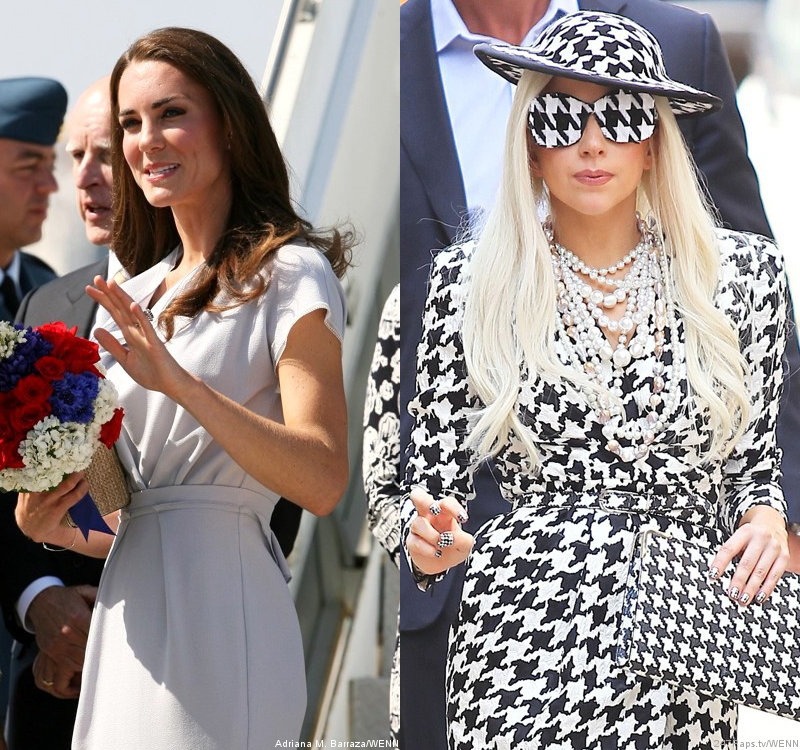Kate Middleton, Lady GaGa and More Named Best-Dressed