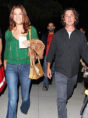 Kate Walsh Snapped Stepping Out With New Man