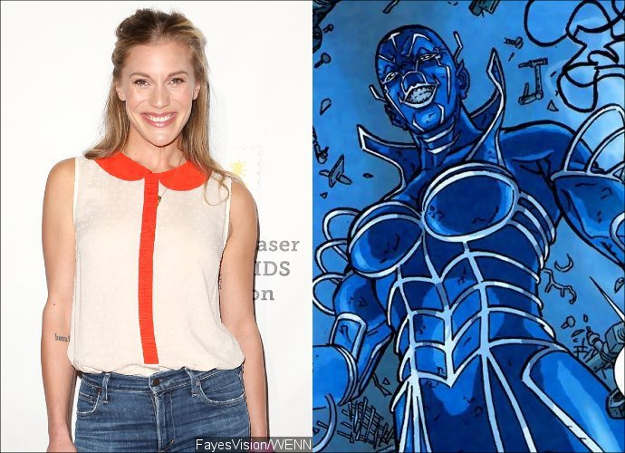 Katee Sackhoff Officially Joins 'The Flash' for Season 4 as Blacksmith