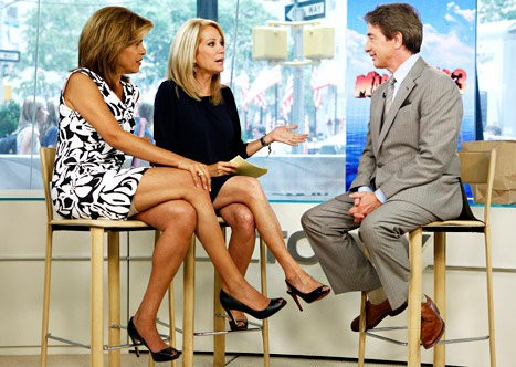 Kathie Lee Gifford Apologizes to Martin Short for Awkward Questions About Deceased Wife