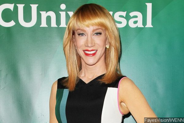 Kathy Griffin on 'Fashion Police' Exit: I Don't Think That It's Really What I Do