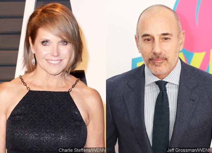 Katie Couric Breaks Silence on Matt Lauer's Sexual Harassment Scandal: It's Upsetting