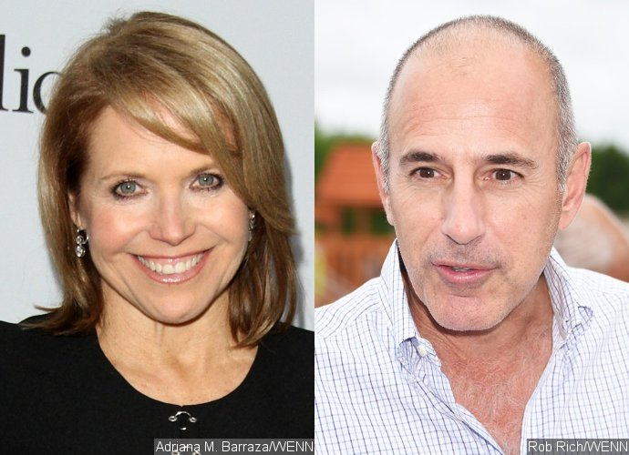 Katie Couric on Matt Lauer's Sexual Harassment Scandal: 'This Was Not the Matt We Knew'