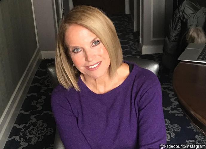 Katie Couric Returns to NBC to Co-Host Olympics Opening Ceremony