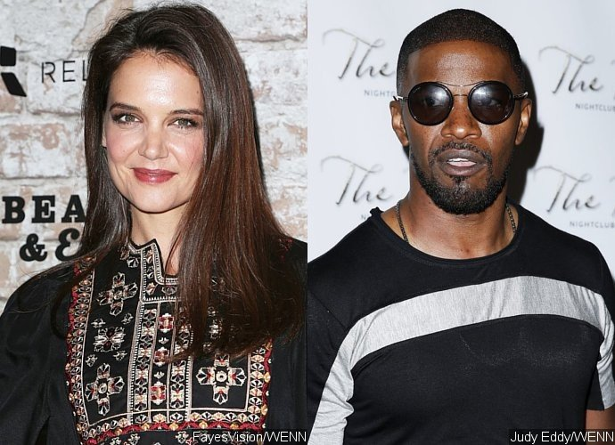 Tired of Hiding It, Katie Holmes and Jamie Foxx Are Ready to Go Public With Their Relationship