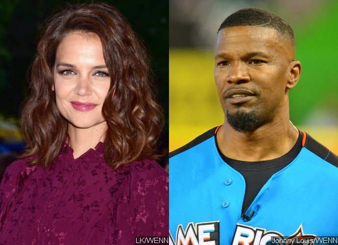 Katie Holmes and Jamie Foxx Spotted Together at His Birthday Celebration. See Their Interaction